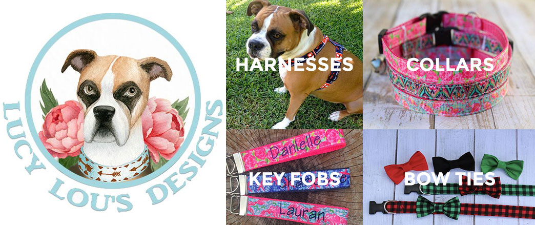 Lucy Lou's Design banner