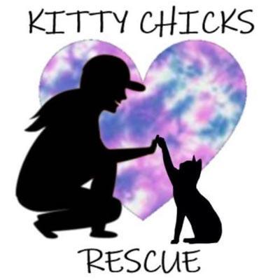 Kitty Chicks Rescue logo